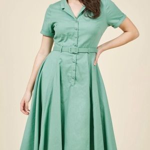 Collectif Caterina vintage swing dress